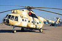 Helicopter-DataBase Photo ID:4574 Mi-8T Libyan Air Force 8230 cn:33330