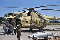 Helicopter-DataBase Photo ID:2831 Mi-8T Algerian Air Force SV-87