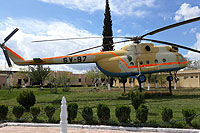 Helicopter-DataBase Photo ID:14592 Mi-8T Algerian Air Force SV-97