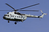 Helicopter-DataBase Photo ID:10674 Mi-8PS (upgrade by ZTC) Croatian Air Force and Air Defence 276 cn:10662
