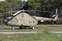 Helicopter-DataBase Photo ID:11800 Mi-8AT Croatian Air Force and Air Defence H-151 cn:9733418