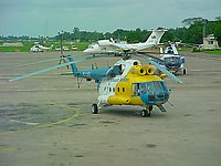 Helicopter-DataBase Photo ID:180 Mi-8T Paramount Airlines 9L-LBU