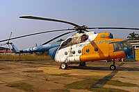 Helicopter-DataBase Photo ID:2447 Mi-8T Paramount Airlines 9L-LBU