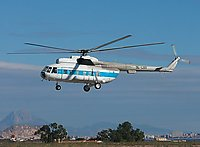 Helicopter-DataBase Photo ID:181 Mi-8PS Paramount Airlines 9L-LBX