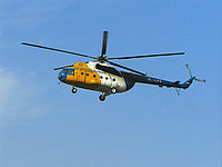 Helicopter-DataBase Photo ID:478 Mi-8T PARAMOUNT AIRLINES 9L-LFG