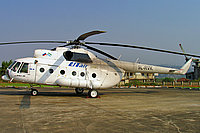Helicopter-DataBase Photo ID:3078 Mi-8T UTair SL 9L-RVK