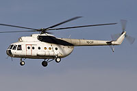 Helicopter-DataBase Photo ID:16595 Mi-8T unknown 9Q-CXP cn:9732713