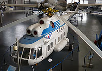 Helicopter-DataBase Photo ID:10316 Mi-8PS Civil Aviation Museum B-7803 cn:20213
