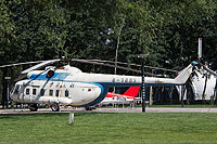 Helicopter-DataBase Photo ID:10785 Mi-8PS Civil Aviation Museum B-7803 cn:20213