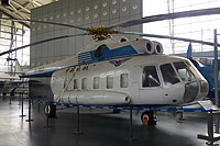Helicopter-DataBase Photo ID:11887 Mi-8PS Civil Aviation Museum B-7803 cn:20213
