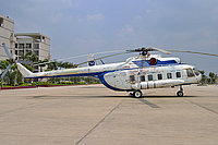 Helicopter-DataBase Photo ID:1712 Mi-8PS Civil Aviation College Guangzhou B-7806 cn:20216