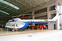 Helicopter-DataBase Photo ID:1799 Mi-8PS Civil Aviation College Guangzhou B-7806 cn:20216