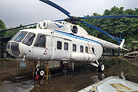 Helicopter-DataBase Photo ID:11872 Mi-8PS Civil Aviation College Guangzhou B-02 cn:20216