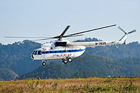 Helicopter-DataBase Photo ID:14213 Mi-8T Xinjiang Kaiyuan General Aviation Company B-7829 cn:99257317