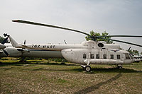 Helicopter-DataBase Photo ID:9958 Mi-8PS Civil Aviation Museum 762 cn:20206