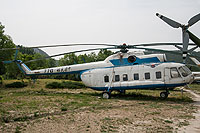 Helicopter-DataBase Photo ID:9959 Mi-8PS Civil Aviation Museum 770 cn:20210