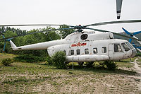 Helicopter-DataBase Photo ID:9961 Mi-8PS Civil Aviation Museum