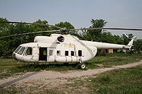 Helicopter-DataBase Photo ID:9962 Mi-8PS Civil Aviation Museum