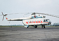 Helicopter-DataBase Photo ID:3230 V-8A Moscow helicopter plant No 329 CCCP-06181 cn:0203