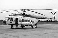 Helicopter-DataBase Photo ID:7547 V-8A Moscow helicopter plant No 329 CCCP-06181 cn:0203