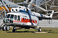Helicopter-DataBase Photo ID:15859 Mi-8T Museum Monino CCCP-06181 cn:0604