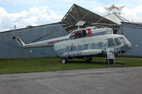 Helicopter-DataBase Photo ID:14658 Mi-8PS Museum of Aviation and Transport CCCP-13337 cn:2839