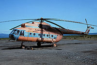 Helicopter-DataBase Photo ID:16333 Mi-8T Aeroflot (Soviet Airlines) CCCP-22233 cn:6364