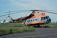 Helicopter-DataBase Photo ID:16337 Mi-8T Aeroflot CCCP-22331 cn:7157