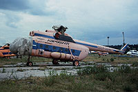 Helicopter-DataBase Photo ID:17033 Mi-8T Aeroflot CCCP-22487 cn:2376