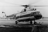 Helicopter-DataBase Photo ID:6485 Mi-8T Aeroflot CCCP-22568 cn:7813