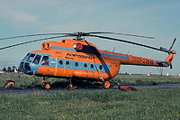 Helicopter-DataBase Photo ID:16336 Mi-8T Yugorskavia CCCP-22649 cn:8096