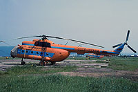 Helicopter-DataBase Photo ID:16214 Mi-8T Aeroflot (Soviet Airlines) CCCP-22784 cn:98311902