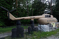 Helicopter-DataBase Photo ID:16907 Mi-8MT SILT Paintball CCCP-23890
