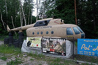 Helicopter-DataBase Photo ID:16908 Mi-8MT SILT Paintball CCCP-23890