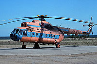 Helicopter-DataBase Photo ID:18213 Mi-8T Aeroflot CCCP-24149 cn:98941646