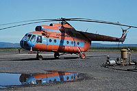 Helicopter-DataBase Photo ID:16221 Mi-8T Aeroflot (Soviet Airlines) CCCP-24562 cn:98525017