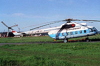 Helicopter-DataBase Photo ID:7936 Mi-8PS Aeroflot (Soviet Airlines) CCCP-24632 cn:8407