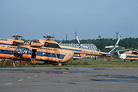 Helicopter-DataBase Photo ID:17037 Mi-8T Aeroflot CCCP-25704 cn:4106