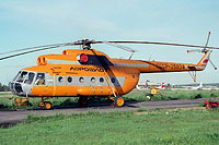 Helicopter-DataBase Photo ID:7918 Mi-8T Aeroflot (Soviet Airlines) CCCP-25834 cn:4838