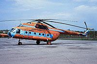 Helicopter-DataBase Photo ID:16328 Mi-8T Aeroflot CCCP-25950 cn:5588
