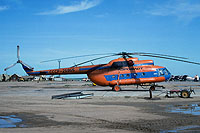 Helicopter-DataBase Photo ID:16329 Mi-8T Aeroflot CCCP-25955 cn:5594