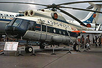Helicopter-DataBase Photo ID:7999 Mi-8T MAP MRZ CCCP-27208 cn:2856