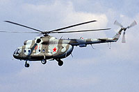 Helicopter-DataBase Photo ID:12322 Mi-8IV unknown unit of the Group of Soviet Forces in Germany 01 red