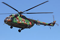 Helicopter-DataBase Photo ID:7207 Mi-8PS Russian Air Force 04 red