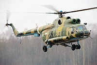 Helicopter-DataBase Photo ID:10663 Mi-8T Russian Ministry of the Interior 07 yellow cn:8216