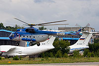 Helicopter-DataBase Photo ID:9456 Mi-8T Flight Research Institute M. M. Gromov 08250 cn:98208250