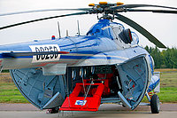 Helicopter-DataBase Photo ID:9491 Mi-8T Flight Research Institute M. M. Gromov 08250 cn:98208250