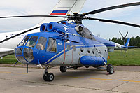 Helicopter-DataBase Photo ID:13688 Mi-8T Flight Research Institute M. M. Gromov 08250 cn:98208250