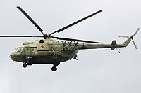 Helicopter-DataBase Photo ID:6814 Mi-8PPA Russian Air Force 8 blue cn:9787508