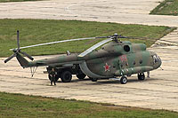Helicopter-DataBase Photo ID:12858 Mi-8T Russian Air Force 10 red cn:4249